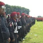 Apel Siaga PDIP Sukoharjo Diwarnai Mobilisasi Guru PNS