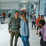 AHY Layani Ajakan Foto Bareng di Balapan, Ibu Ani Dipanggil-Panggil