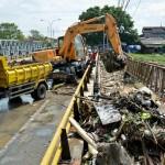 PASAR TRADISIONAL SEMARANG : Pasar Penggaron Lambat Dibangun, PKL Banjir Kanal Timur Disebar?
