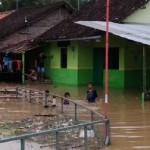 BENCANA KARANGANYAR : Longsor di Tawangmangu Rusak Satu Rumah