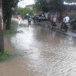 BANJIR PONOROGO : Hujan Semalam Suntuk, Desa Kauman Terendam Air