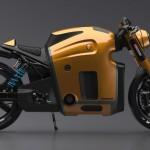 Sangar, Begini Tampilan Sepeda Motor dengan Desain Supercar