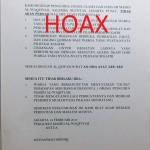 """Pengumuman """"Masjid Tolak Jenazah Pemilih Pemimpin Kafir"""" Dipastikan Hoax!"""