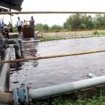 PENCEMARAN SRAGEN : Warga Patihan Tagih 6 Janji PT Kenaria Tekstil soal Pengolahan Limbah