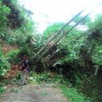 BENCANA JATENG : Longsor Landa 3 Kecamatan di Magelang
