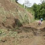 BENCANA BOYOLALI : Duh, Tanah Longsor Terjang Tikungan Cinta Musuk