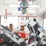 MOTOR HONDA : Bengkel AHASS Jateng Kini Buka Tiap Hari