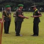 Pangdam IV Diponegoro Lantik 251 Bintara TNI AD