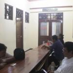 Sejumlah pegawai negeri sipil (PNS) yang diperiksa di aula Satya Haprabu Mapolres Klaten, Rabu (8/2/2017). (Ponco Suseno/JIBI/Solopos)