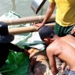 PENEMUAN MAYAT SEMARANG : Jasad Wanita Tanpa Identitas Mengambang di Perairan Terboyo