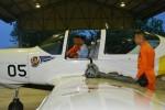 Terbang Malam di Musim Hujan Jadi Tantangan Air Crew