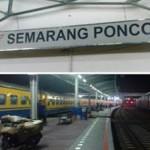 NATAL DAN TAHUN BARU : Antisipasi Lonjakan Penumpang, PT KAI Semarang Siapkan 2 Kereta Tambahan