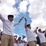 Survei Indo Barometer, Kemenangan Anies-Sandi Tak Dongkrak Elektabilitas Prabowo