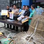 PERJUDIAN KARANGANYAR : Gerebek Arena Sabung Ayam, Polres Tetapkan 7 Tersangka