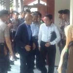 POLEMIK RSIS : JPU Belum Siap, Tuntutan terhadap Djufrie dan Romas Ditunda