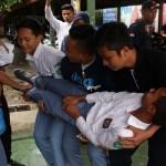 MITIGASI BENCANA : Siswa Diharapkan Terlibat Aktif Tangani Bencana