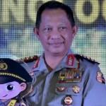 Kapolri Buka Kejurnas Karate Inkanas di Semarang