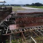 TOL SOLO-KERTOSONO : Empat Bulan Mangkrak, Begini Kondisi Proyek Underpass Tol Soker