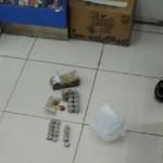 Uang milik pengemis yang ditukar di minimarket di Jl. Imam Bonjol, Kota Semarang, Jateng. (Facebook.com-?Satrio Kaman Ndanu)
