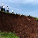 INFRASTRUKTUR KARANGANYAR : Cegah Tanggul Jebol, Air Waduk Lalung Harus Dijaga di Level Rendah