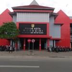 PEMBANGUNAN WONOGIRI : Gedung Pemerintah Diwarnai Merah, Ini Alasan OPD