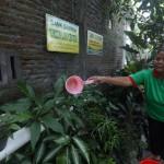 KETAHANAN PANGAN SOLO : Konsep Pertanian Kota ala KWT Surya Mentari Diminati NGO Belgia