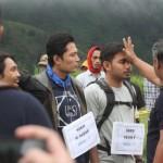 MAHASISWA UII MENINGGAL : Rekonstruksi Diksar Mapala Unisi Disaksikan Keluarga Korban Tewas
