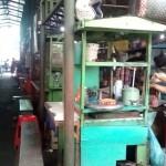 PASAR KLEWER : Pedagang Kuliner akan Dipusatkan di Lantai II