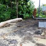 BANGUNAN CAGAR BUDAYA : Perawatan Menhir Raksasa Dilakukan Seadanya, Kok?
