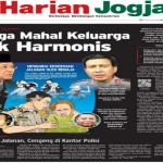 HARIAN JOGJA HARI INI : Harga Mahal Keluarga Tak Harmonis