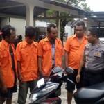 PENCURIAN SOLO : 4 Orang Ditangkap Terkait Pencurian Motor di Rumah Polisi