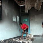 KEBAKARAN SRAGEN : Korsleting, Ruang Kabag SDM PDAM Terbakar