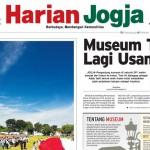 HARIAN JOGJA HARI INI : Museum Tak Lagi Usang