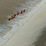 ORANG TENGGELAM KARANGANYAR : Remaja Hanyut di Sungai Cemoro Belum Ditemukan
