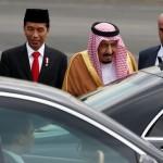 Puan Maharani 2 Kali Dipanggil Mendekat Oleh Raja Salman