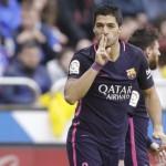 TOP SKOR LIGA SPANYOL : Duo Barcelona Unggul, Dimana Ronaldo?
