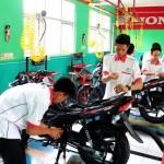 Kemenperin Tunjuk AHM Kembangkan SMK Berbasis Kompetensi Industri