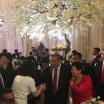 Ahok & SBY Salaman di Pernikahan Putra Prayogo Pangestu