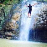 WISATA GROBOGAN : Air Terjun Widuri Katanya Tempat Mandi Bidadari…