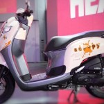 All New Scoopy (Twitter @welovehonda)