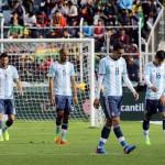 KUALIFIKASI PIALA DUNIA 2018 : Keok Lagi, Argentina Tetap Optimistis Lolos