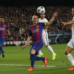 LIGA CHAMPIONS : Ratusan Ribu Orang Minta Laga Barcelona Vs PSG Diulang