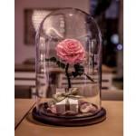 Bunga mawar dari Forever Rose diklaim bisa tahan hingga 3 tahun. (Istimewa/Forever Rose)