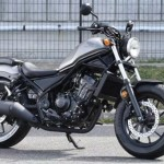 Honda CMX 250 Rebel Hadir di Jepang