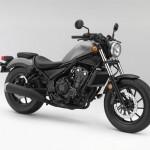 MOTOR BARU : Honda Luncurkan Motor Custom, Begini Tampilannya