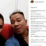 INSTAGRAM ARTIS : Duet Bareng, Ayu Ting Ting dan Vicky Prasetyo Didoakan Berjodoh