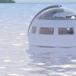 Mizukami Hotel Tawarkan Sensasi Menginap di Kapsul Apung