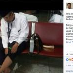 Turut Berduka, Jokowi Upload Foto Oleskan Balsem ke Kaki Hasyim Muzadi