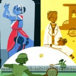 DOODLE ARTS : Google Pajang Animasi Hari Perempuan Internasional