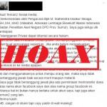 Penjelasan Pakar Telematika Soal Pernyataan Privasi Facebook
